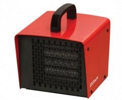 Aeroterma Zilan, 2 trepte de reglare, grila ceramica, termostat reglabil