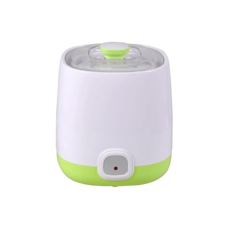 Aparat de Preparat Iaurt Hausberg, Putere 10W,termostat, 1 Litru