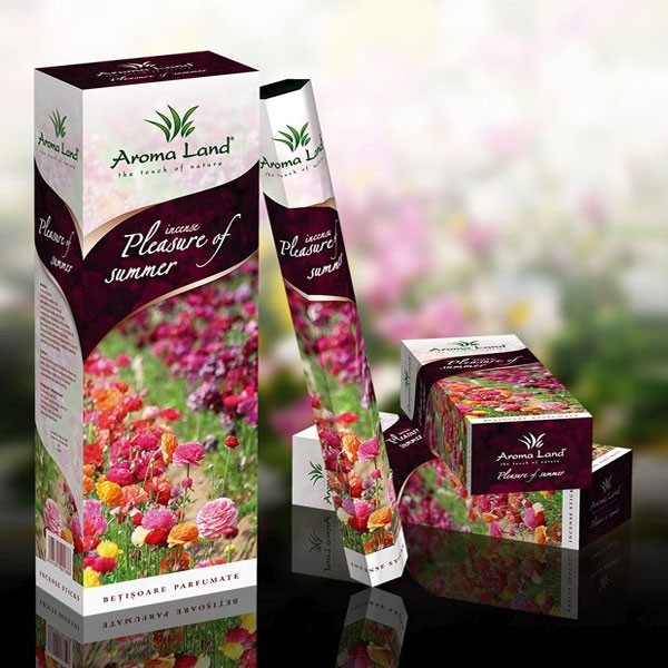 Betisoare parfumate Pleasure of summer