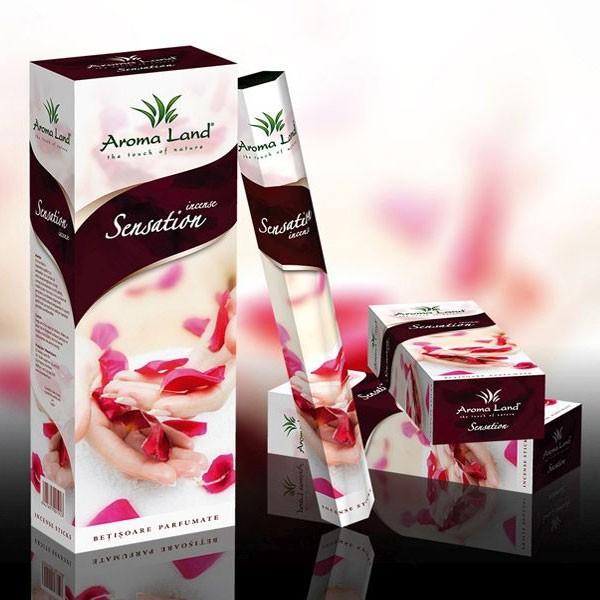 Betisoare parfumate Sensation