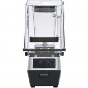 Blender de masa Heinner, 2200W, 30000RPM,capac pentru protectie fonica, bol din Tritan, 3 viteze + functie Pulse