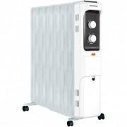 Calorifer electric cu 13 elementi 125 x 590mm, termostat ajustabil, 3 setari de temperatura, 2500W, HEINNER