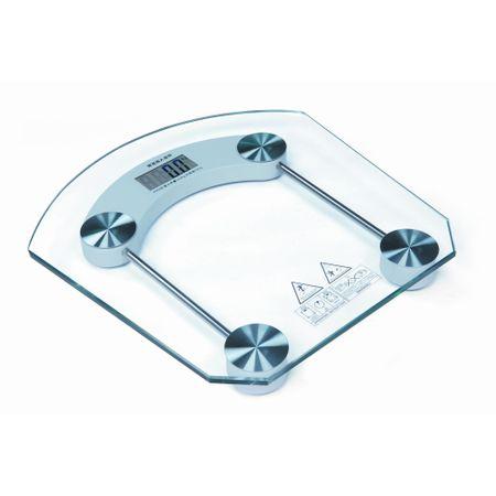 Cantar electronic digital Victronic, Termometru,180 kg, Platforma de sticla