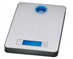 Cantar inox pentru bucatarie Zilan, maxim 5 kg, afisaj digital luminat