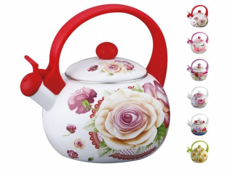 Ceainic Peterhof,din inox, 2L