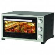 Cuptor electric 1420 W, timer, termostat, 2 tavi, speciala rezistenta, 38 L, Hausberg