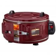 Cuptor Electric rotund, 1100W, Tava aluminiu 40cm, 250°C, 40L, FLORIA