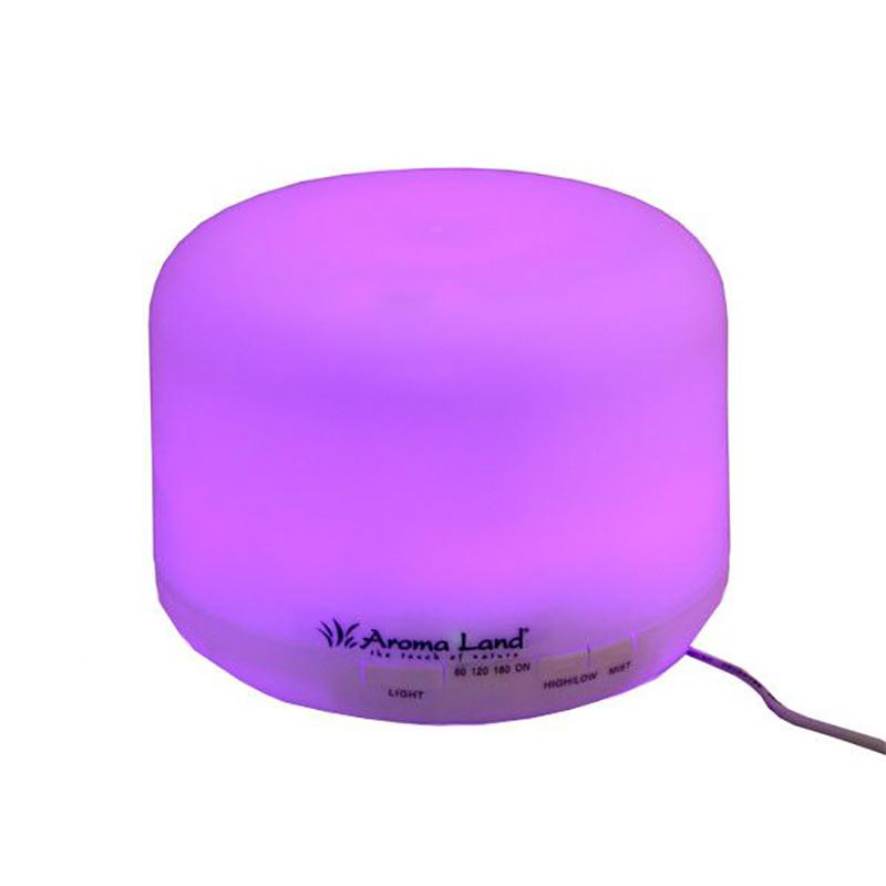 Difuzor de Aromă cu Ultrasunete Sfera Aroma Land,Formă Sferă,Alimentare USB 5V,Lumina LED