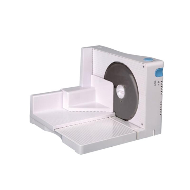 Feliator Electric Hausberg, 120 W, Diametru Lama 17 cm, Ajustarea Feliilor 0 - 15 mm, Lama din Otel Inoxidabil