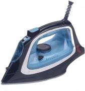 Fier de Calcat cu Abur Hausberg, 2200 W, Talpa Ceramica, Vapori Reglabili, Functie Auto-Clean, Functie Spray