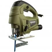 Fierastrau pendular Heinner, 800 W, 3000 CPM, 80 mm adancime maxima taiere + sina ghidaj + imbus + 6 lame
