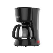 Filtru Cafea ZILAN, Putere 800W, 1.25 L, plita pentru pastrarea calda a cafelei