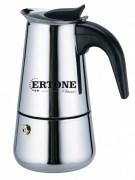 Filtru de cafea,manual din inox, 6 cesti, Ertone
