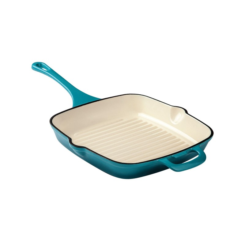 Grill fonta emailata Cooking, 26.5 x 26,5 cm