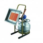Incalzitor ceramic GPL cu suport ZILAN, Putere incalzire 3Kw, Consum gaz 220g/ora