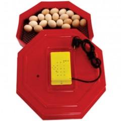 Incubator electric, Capacitate:60 oua gaina sau 150 oua prepelita