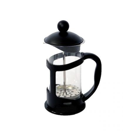Infuzor ceai si cafea Ertone, 800 ml, sticla, inox
