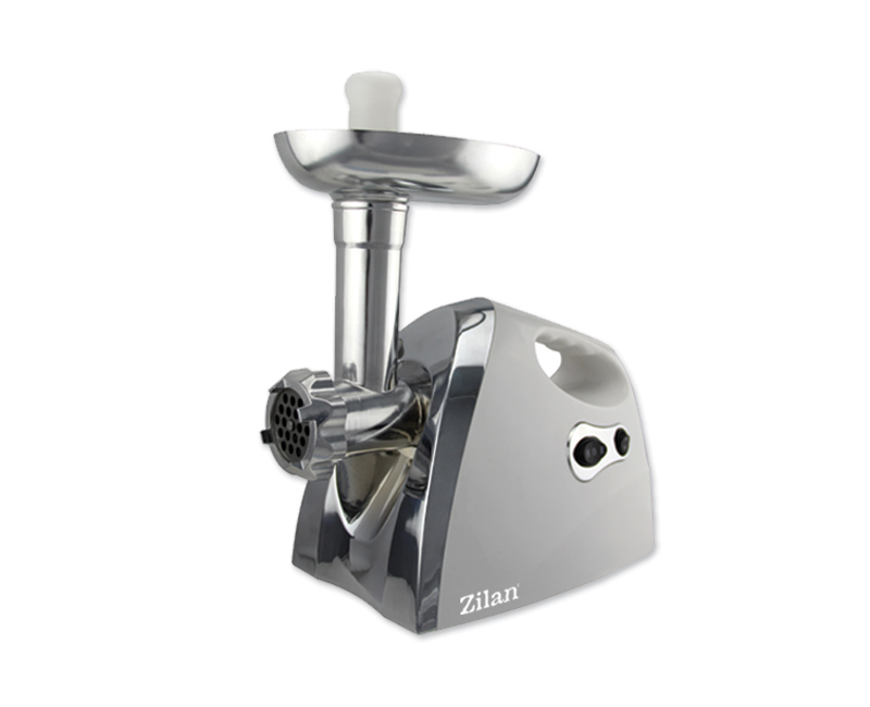 Masina electrica de tocat carne cu accesoriu pentru carnati,1200W, Zilan