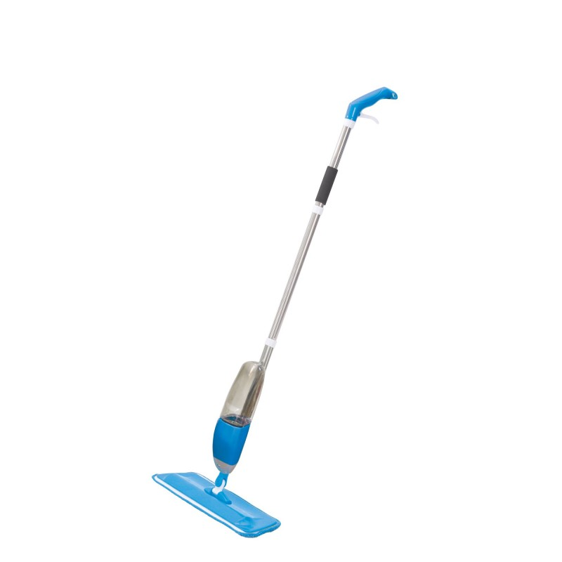 Mop Pulverizator Super Easy Spray, Rezervor detasabil, Albastru