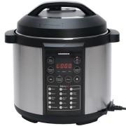 Multicooker cu gatire la presiune Heinner, 4.5 L, Display led, Inox