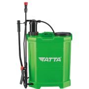 Pompa pentru stropit Tatta, actionata manual, 2.4 bari, rezervor tip rucsac, 20 l