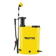 Pompa stropit cu acumulator si actionare manuala 2 in 1 Tatta, 16L, 12V