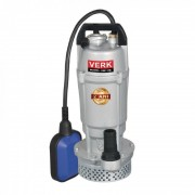Pompa submersibila de apa curata cu plutitor Verk, 370 W, 4000 l/h, 17 m inaltime refulare, 10 m adancime absorbtie