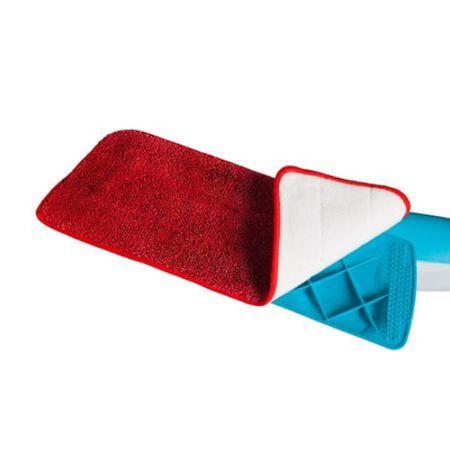 Rezerva laveta microfibra pentru curatare - Super Easy Spray mop, 40x15 cm