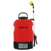 Pompa pentru stropit Tatta cu acumulator, motor 3.6 lpm, rezervor tip rucsac, 20 l