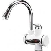 Robinet Electric pentru incalzit apa Instant, 60°C, 3000W, afisaj LED