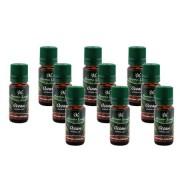 Set 10 Uleiuri parfumate aromaterapie Ocean,10 ml