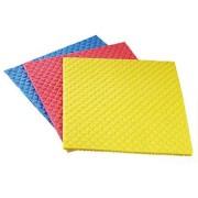 Lavete umede multicolore,15.5 x 17 cm,3 in set