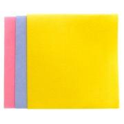 Lavete universala,multicolor,34 x 36 cm,3 in set
