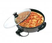 Tigaie Electrica Pentru Pizza, 1500W, Zilan