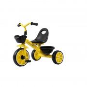 Tricicleta pentru copii, Jolly Kids, galben