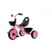 Tricicleta pentru copii, Jolly Kids, roz
