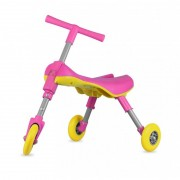 Tricicleta pliabila , fara pedale , 60 x 33 x 39 cm, Jolly Kids