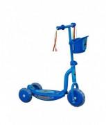 Trotineta pentru copii , Jolly Kids, albastra