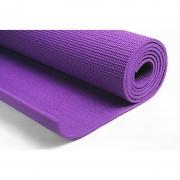 Saltea yoga Grunberg cu design roll-up si suprafata anti-alunecare, (mov)